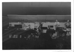 The IUP Jazz Ensemble Spring 2000