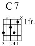 major minor chord 3