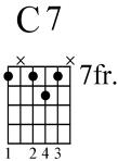 major minor chord