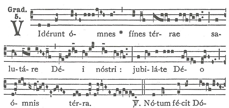 History of gregorian chant