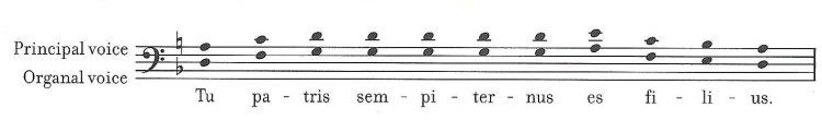 Parallel Organum (Burkholder 86) 2