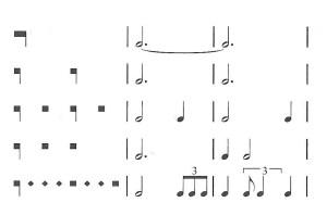 Note Values (Burkholder 104) 3