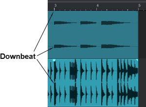 Downbeat 2